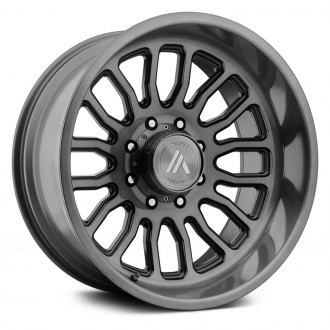 ASANTI Off-Road® - AB815 Titanium Brushed