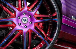 ASANTI® - Asanti 163 Custom Painted Wheels on Cadillac Escalade.jpg