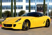 ASANTI® - 173 Custom Painted on Ferrari 599