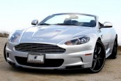ASANTI® - 173 Custom Painted on Aston Martin DBS