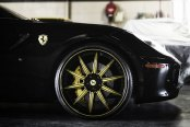 ASANTI® - 501 Custom Painted on Ferrari 599