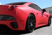 ASANTI® - AF1-110 MONOBLOCK Custom Painted on Ferrari California