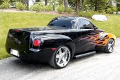 ASANTI® - AF118 Chrome on Chevy SSR