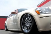 ASANTI® - AF119 Chrome on Dodge Magnum