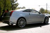 ASANTI® - AF160 Chrome on Cadillac CTS