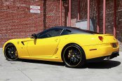 ASANTI® - AF160 Custom Painted on Ferrari 599