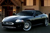 ASANTI® - AFC402 Chrome on Jaguar XK