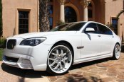 ASANTI® - ELT150 Custom Painted on BMW 7-Series