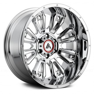 ASANTI Off-Road® - AB808 Chrome
