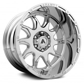 ASANTI Off-Road® - AB810 Chrome