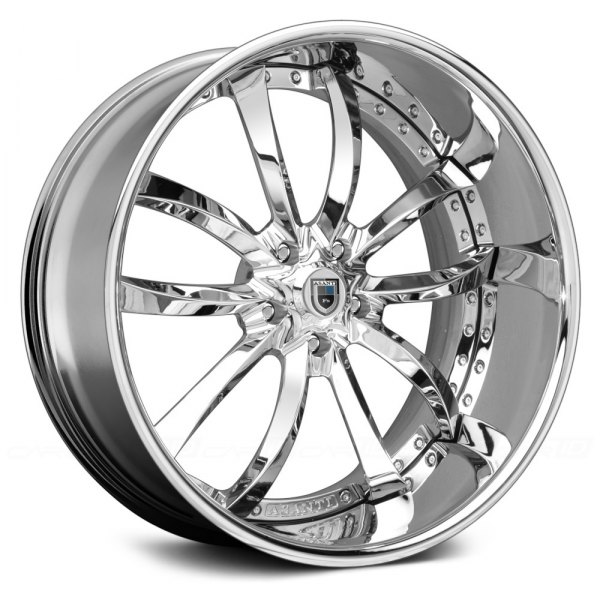 ASANTI® - VF601 Chrome