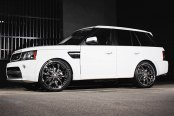 ASANTI® - VF601 Custom Painted on Land Rover Range Rover Sport