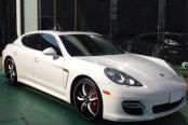 ASANTI® - VF601 Custom Painted on Porsche Panamera