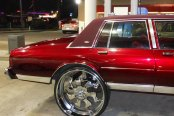 ASANTI® - VF603 Chrome on Chevy Caprice