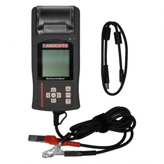 Associated Equipment® - 12V Hand Held Digital Electrical System Tester
