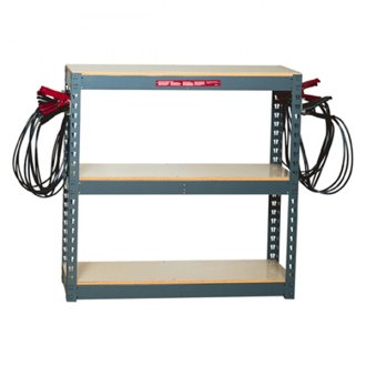 Associated Equipment® - Battery Rack with 10 Pair Leads
