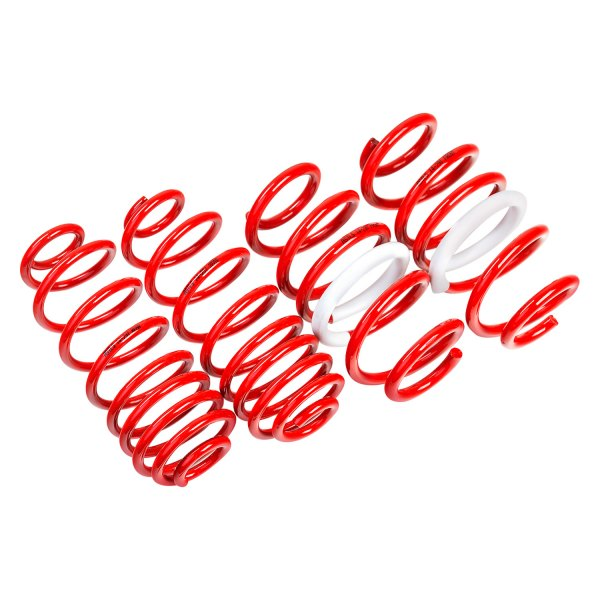 "AST Suspension® - 1.2"" x 1"" Front and Rear Lowering Coil Springs"