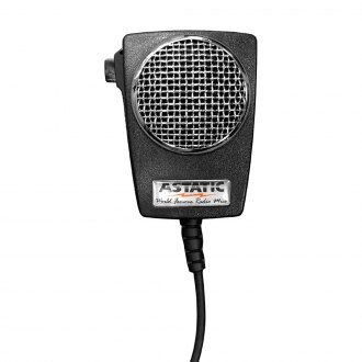 Astatic® - Road Devil Amplified Ceramic Power CB Microphone