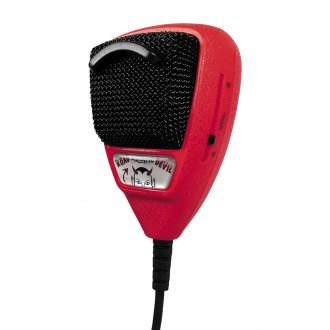 Astatic® - Road Devil Amplified Power CB Microphone