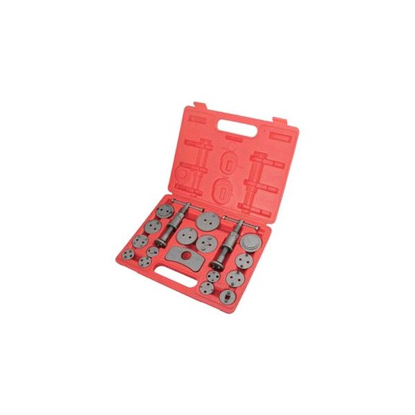 18 Piece Astro Pneumatic 78618 Brake Caliper Wind Back Tool Set
