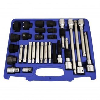 Astro Pneumatic Tool® - 30 Pcs. Master Alternator Pulley Removal and Service Kit