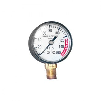 ATD® - Replacement 160 psi gauge