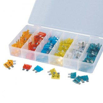 ATD® - Car Fuse Assortment