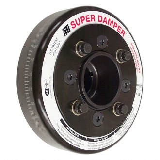 ATI Performance® - Super Damper™ 4 Bolt Pulley Harmonic Damper Steel Shell Assembly