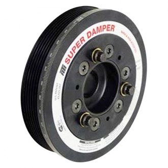 ATI Performance® - Super Damper™ Front OEM 4 Bolt Pulley Harmonic Damper Steel Shell Assembly