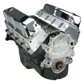 Replace® - 347 Stroker 410HP Crate Engine with Fox Body Oil Pan