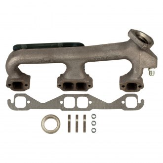 ATP® - Cast Iron Natural Exhaust Manifold