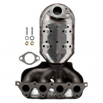 ATP® - Exhaust Manifold with Integrated Catalytic Converter