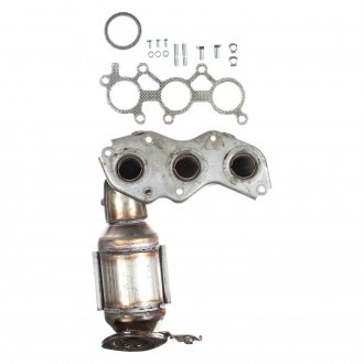 ATP® - Natural Exhaust Manifold with Integrated Catalytic Converter
