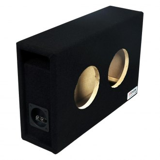"Atrend® - 6-1/2"" B Box Series 2-Holes Sealed Subwoofer Box"