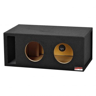 Atrend® - Digital Designs 2-Hole Vented Subwoofer Box