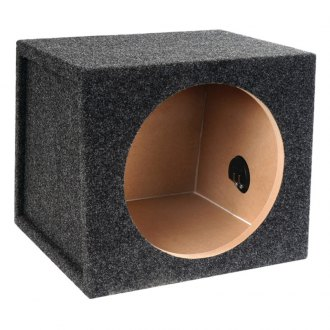 "Atrend® - 10"" B Box Series Sealed Subwoofer Box"