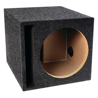 "Atrend® - 12"" B Box Series Single Transmission Vented Enclosure"