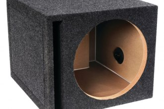 "Atrend® - 12"" B Box Series Single Vented Subwoofer Enclosure"