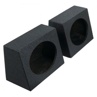 "Atrend® - 6"" x 9"" TL Series Sealed Subwoofer Boxes (Set of 2)"