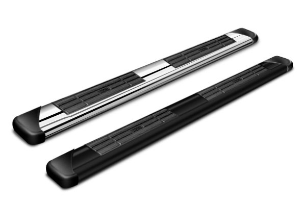 ATS® - E2 Series Chrome Running Boards