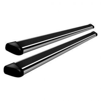 ATS® - EDGE Series Chrome Running Board
