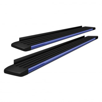 "ATS® - 80"" Matrix Series Painted Running Boards"