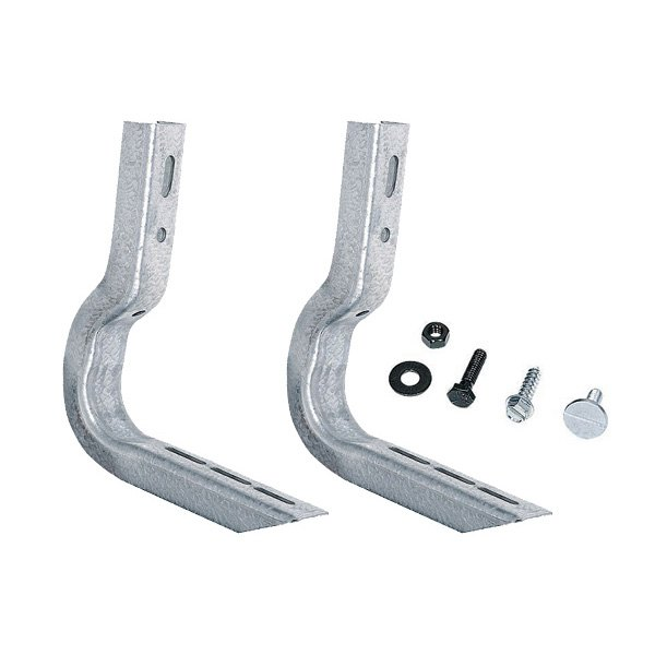 Image may not reflect your exact vehicle! ATS® - Running Boards Bracket Kit