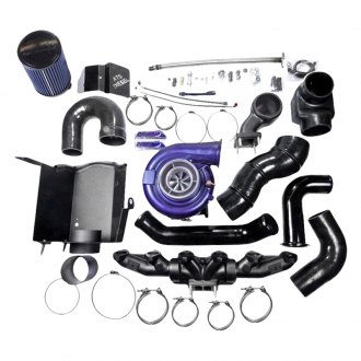 ATS Diesel Performance® - Aurora™ Plus Turbo System Compound Kit