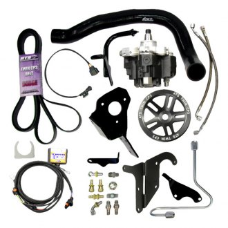 ATS Diesel Performance® - Twin Fuel System Complete Kit with Pump