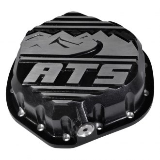 ATS Diesel Performance® - Protector™ Rear Differential Cover