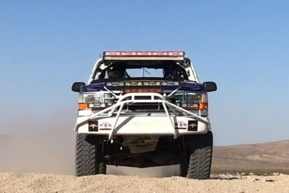 ATTURO® TRAIL BLADE M/T Is Your Weapon Of Choice In The Baja 500