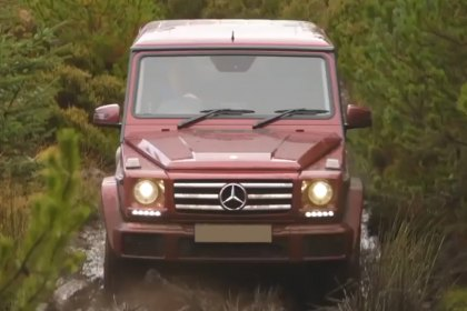 ATTURO® The Mercedes Benz Overland Trek With Atturo Tires (Full HD)