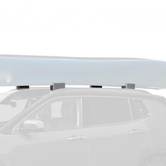 Attwood® - Car-Top Canoe Carrier Kit