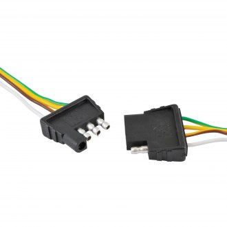 Attwood® - 4-Way Trailer Wiring Harness/Connector